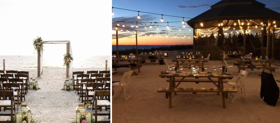 What to Expect From Lover's Key Beach Weddings in Florida